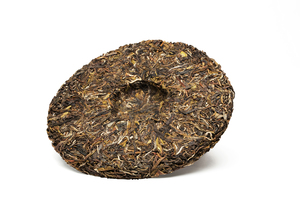 Puer Raw (recipe 8613, 2010)